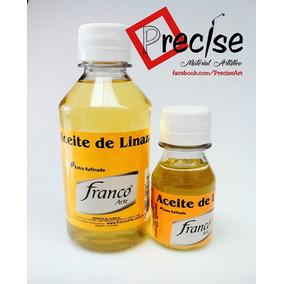 Aceite De Linaza Y Trementina Desde $1,60
