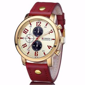 05b35f717a2 Relogios Masculinos Ewc Vermelho Masculino - Relógios De Pulso no ...