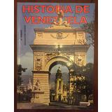 Libro Historia De Venezuela 8vo. Edit. Romor.