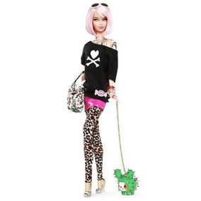 Barbie Tokidoki Gold Label