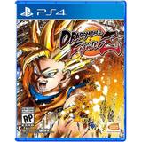 Juego De Ps4 Dragon Ball Fighterz Físico + Coleccionable!!!
