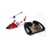 Oferta!micro Helicóptero Rc 3ch Syma111g-envio Gratis