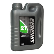 Aceite 2t Semi Sintetico X 1lt Shimura Para Motosierra