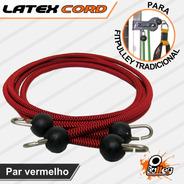 Latex Cord Vermelho P/ Fitpulley