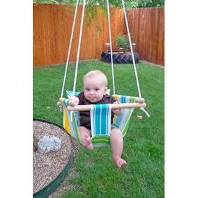 Hermosos Columpios Artesanales Para Bebes Y Niños