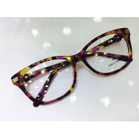 83070d6d65780 Oculos Armação Para Grau Modelo Com Argola Tiffany -tf200. 6 cores. R  135
