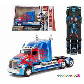 Transformers 5 - Optimus Prime - Jada Metal 1:24 (28 Cm)