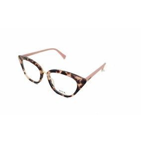 Armação Óculos De Grau Feminino Acetato Dt2069