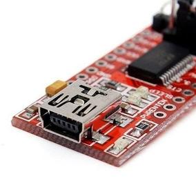 Módulo Conversor Usb Serial Ftdi Rs232 Ft232rl Arduino