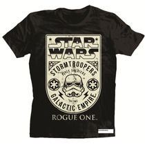 Toxic Playera Hombre Star Wars Stormtroopers Elite Rogue One