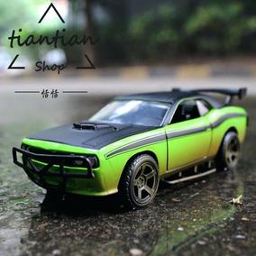 Auto Coleccion Rapido Y Furioso Dodge Challenger Srt8