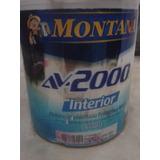 Galón Pintura Montana Av 2000 Interiores - Color Morado