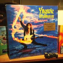 Yngwie Malmsteen Fire And Ice Edicion 2 Vinilos