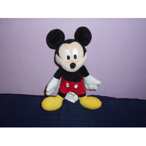 Lote 2 Peluches Mickey Mouse Y Minnie De Disney 20 Cms