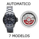 Reloj Precimax Classic Automatic. Automatico. 100m Wr. Acero