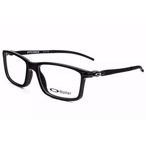 Armação Óculos De Grau Masculino - Óculos no Mercado Livre Brasil f2403271cc