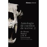 Antología De Cuentos De Terror, 2(libro Ciencia Ficción)