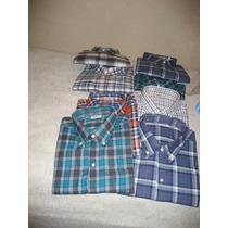 Gorditos Camisas De Fabrica X El Frio Talles 46 48 Y 50