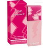 Perfume Love Animale 100ml Edp Original Envio Gratis