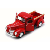 1940 Ford Pickup 1/24