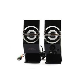 Caixa De Som Estéreo Usb Power Inova P/ Aparelhos Eletrônico