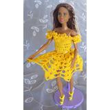 Patrón En Español Para Barbie