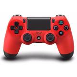 Joystick Sony Ps4 Dualshock 4 Rojo