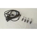 Kit Cables Y Bujías Gol Trend 1.6