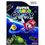 Videojuego Wii Super Mario Galaxy