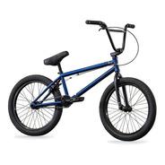 Bicicleta Fiend Bmx Type O- ¡con Cubiertas Anchas Pro! Azul