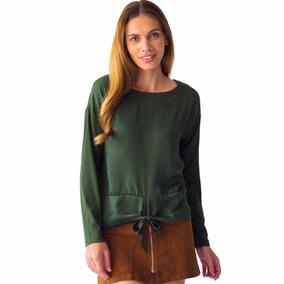 Blusa Mujer Dama Lisa Diseño Moderno Rack & Pack