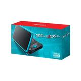 Consola New Nintendo 2ds Xl Black Tur Nintendo