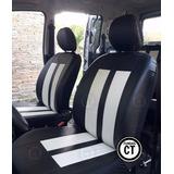 Fundas Asiento Largo Simil Cuero Ford F100