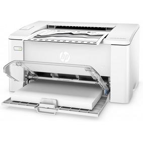 Impresora Hp Laserjet Pro Blanco/negro M102w
