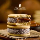Alfajor Cachafaz De Maicena X12