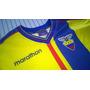 Camisa Marathon Da Seleção Do Equador 1999/01!!! 64x78cm
