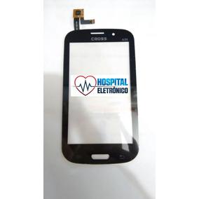 Tela Touch Vidro Celular Multilaser M5 5 Polegadas Preto