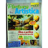 Revista Mãos De Ouro, Pintura Artística Nº 48 Com Molde