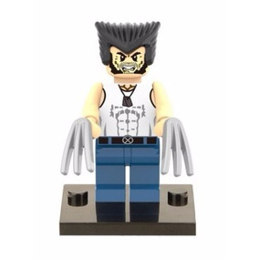 Mini Figure Wolverine 2 (decool )