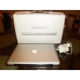 Apple Macbook Pro 13 A1278. Con Caja!