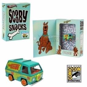 Hot Wheels Sdcc 2012 Maquina Del Misterio Scooby Sancks!!!