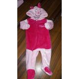 Mameluco Disney Puerquito Piglet Winnie Pooh Original