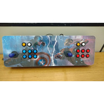 Fliperama Portátil Arcade Multijogos 7500jogos Completo 64gb
