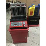 Banco De Prueba De Inyectores Marca Sakata Gtm 110