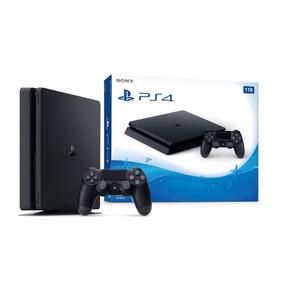 Play4 Ps4 Slim 1 Tb Playstation Sony