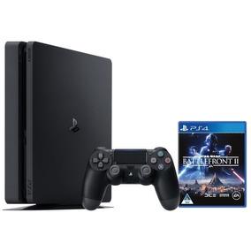 Sony Playstation 4 Super Slim 1tb+cd Juego