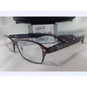 Gafas Receta Lentes Armazon Ray Ban Titanium Rb 8707-1077