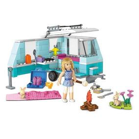 Viaje De Campamento De Lanie Mattel Dyn75