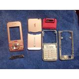 Carcasa Sony Ericsson W-580 Original