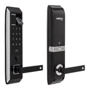 Fechadura Digital Intelbras Fr 330 Senha+biometria+tag